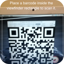 QR Code Feature