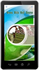 Golf Course App
