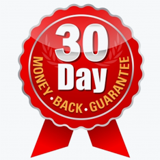 30-Day Money Pack Guarantee