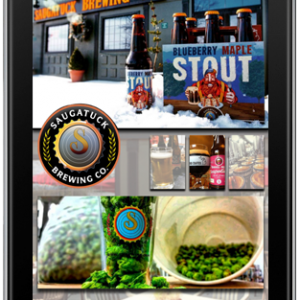 Saugatuck Brewing Company Mobile Application & Website