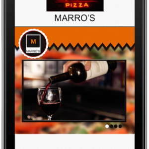 Marro's Mobile App