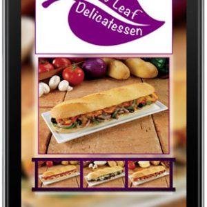 New Leaf Deli Mobile App